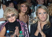 Ksenia Sobchak, Ludmila Narusova <br /> Russian TV anchor, journalist, socialite and actress and celebrity presidential candidate running against Putin.<br /> **FILE PHOTO FROM 2005**<br /> ** NOT FOR SALE IN RUSSIA or FSU **<br /> CAP/PER<br /> &copy;PER/CapitalPictures