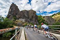 Picture by Alex Whitehead/SWpix.com - 16/07/2017 - Cycling - Le Tour de France - Stage 15, Laissac-Severac L'Eglise to Le Puy-En-Velay - Les Orgues de Prades.