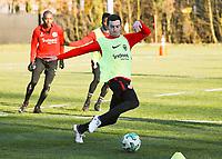 Marijan Cavar (Eintracht Frankfurt) - 14.02.2018: Eintracht Frankfurt Training, Commerzbank Arena