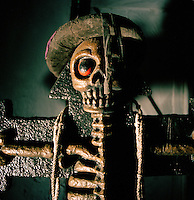 Voodoo statue, Port-Au-Prince, Haiti