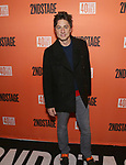 "Zach Braff attends the Second Stage Production of ""Days Of Rage"" at Tony Kiser Theater on October 30, 2018 in New York City."