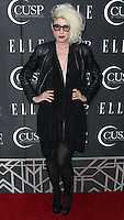 HOLLYWOOD, LOS ANGELES, CA, USA - APRIL 22: Whitney Fierce at the 5th Annual ELLE Women In Music Concert Celebration presented by CUSP by Neiman Marcus held at Avalon on April 22, 2014 in Hollywood, Los Angeles, California, United States. (Photo by Xavier Collin/Celebrity Monitor)