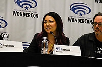 Jen Bartel at Wondercon in Anaheim Ca. March 31, 2019
