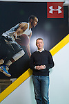 Robin Thurston & Paul Pugh at Under Armour headquarters in Austin, Texas