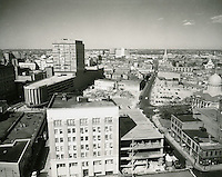 1961 March 10..Redevelopment.Downtown North (R-8)..Downtown Progress..North View from VNB Building  POV#3..HAYCOX PHOTORAMIC INC..NEG# C-61-5-60.NRHA#..