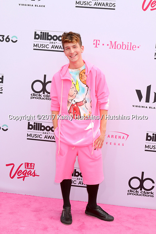 LAS VEGAS - MAY 21:  Chris Oflyng at the 2017 Billboard Music Awards - Arrivals at the T-Mobile Arena on May 21, 2017 in Las Vegas, NV