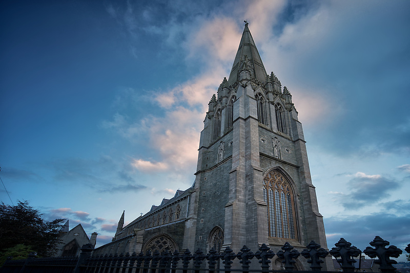 St. Eugen's Cathedral. Derry, Northern Ireland