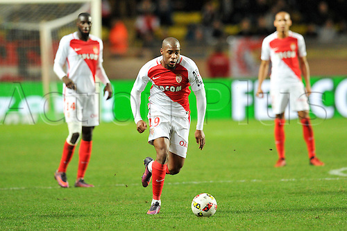 26.11.2016. Monaco, France. French League 1 football. Monaco versus Marseille.  DJIBRIL SIDIBE (asm)