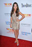 BEVERLY HILLS, CA. December 4, 2016: Ava Allan at the 2016 TrevorLIVE LA Gala at the Beverly Hilton Hotel.<br /> Picture: Paul Smith/Featureflash/SilverHub 0208 004 5359/ 07711 972644 Editors@silverhubmedia.com