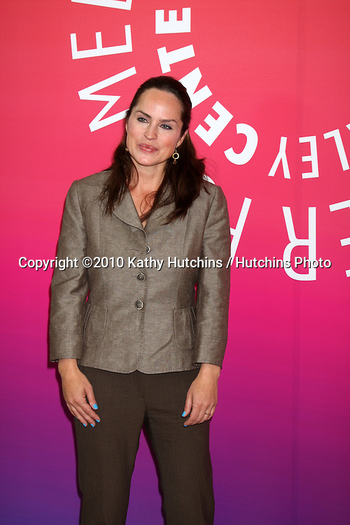 Crystal Chappell.arriving at the Ken Corday Days of Our Lives Book Launch Party.Paley Center for Media.Beverly Hills, CA.April 29, 2010.©2010 Kathy Hutchins / Hutchins Photo...