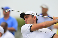 Edoardo MOLINARI (ITA) tees off the 13th tee during Thursday's Round 1 of the 2014 PGA Championship held at the Valhalla Club, Louisville, Kentucky.: Picture Eoin Clarke, www.golffile.ie: 7th August 2014
