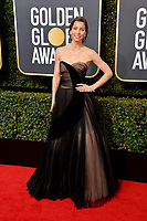 Jessica Biel  at the 75th Annual Golden Globe Awards at the Beverly Hilton Hotel, Beverly Hills, USA 07 Jan. 2018<br /> Picture: Paul Smith/Featureflash/SilverHub 0208 004 5359 sales@silverhubmedia.com