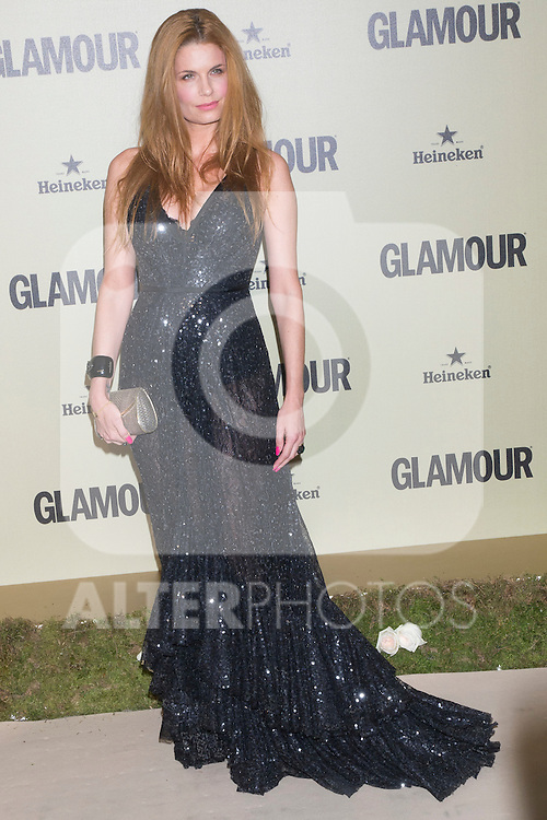 26.06.2012. 10th Anniversary of Glamour Magazine at the Embassy of Italy in Madrid. In the image Olivia de Borbon (Alterphotos/Marta Gonzalez)