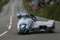 Qualifying (Sidecars) - 2019 Isle of Man TT (Tourist Trophy)