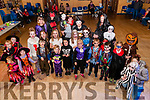 Moyvane Festival : Children from the Moyvane area who attended the Halloween party at the Marion Hall, Moyvane on Monday afternoon last.