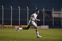 SAO CAETANO, SP, 01 de junho 2013- (BRASILEIRAO SERIE B) Andre Paulino do Chapecoense comemora gol durante partida entre Sao Caetano x Chapecoense no Estadio Anacleto Campanella em Sao Caetano do Sul,ABC - FOTO:ADRIANO LIMA / BRAZIL PHOTO PRESS).