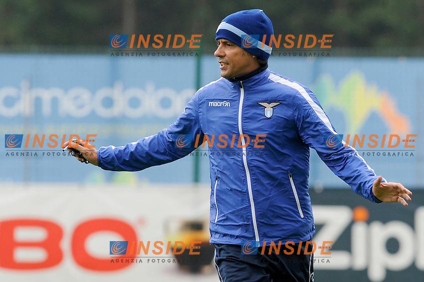 Simone Inzaghi <br /> 12-07-2016 Auronzo di Cadore ( Belluno ) <br /> SS Lazio pre season training camp <br /> Ritiro estivo S.S. Lazio ad Auronzo di Cadore in preparazione per la stagione 2016-2017<br /> Foto Marco Rosi/Fotonotizia/Insidefoto