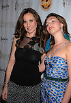BEVERLY HILLS, CA. - April 14: Andie MacDowell and daughter Rainey Qualley arrive at the 10th Annual Beverly Hills Film Festival Opening Night at the Clarity Theater on April 14, 2010 in Beverly Hills, California.