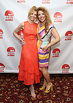 Maddie Corman and Kristin Hanggi attends the 2019 Off Broadway Alliance Awards Reception at Sardi's on June 18, 2019 in New York City.