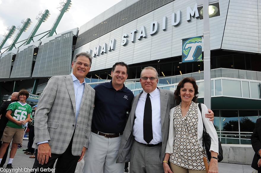 Yulman Stadium Dedication