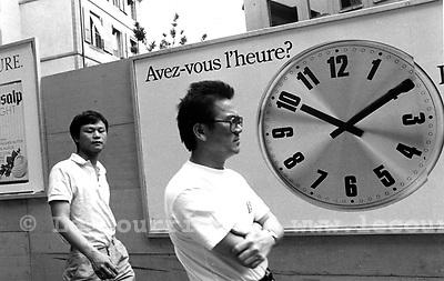 Genève, le 2008.© Le Courrier / J.-P. Di Silvestro