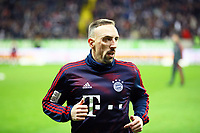 Franck Ribery (FC Bayern Muenchen) - 22.12.2018: Eintracht Frankfurt vs. FC Bayern München, Commerzbank Arena, DISCLAIMER: DFL regulations prohibit any use of photographs as image sequences and/or quasi-video.