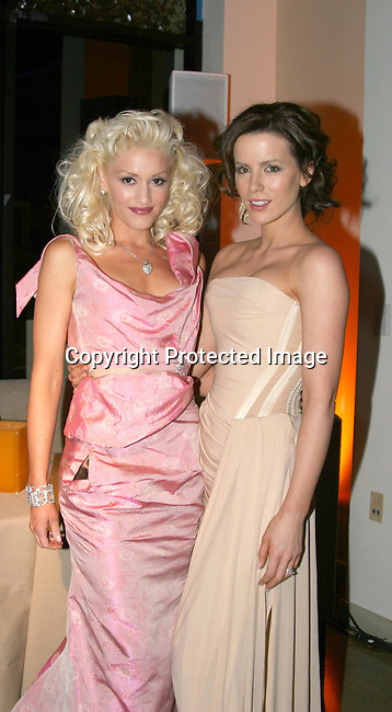 Gwen Stefani &amp; Kate Beckinsale<br />**EXCLUSIVE**<br />Miramax Films Presents -&ldquo;The Aviator&rdquo; Post Premiere Party <br />Annex Restaurant<br />Hollywood, CA, USA<br />Wednesday, December 1, 2004<br />Photo By Selma Fonseca /Celebrityvibe.com/Photovibe.com, <br />New York, USA, Phone 212 410 <br />5354, email:sales@celebrityvibe.com