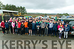 2nd Annual Memorial Fun Walk in remembrance of Brendan O'Leary in aid of Palliative Care, UHK took place last Sunday in Kilcummin.