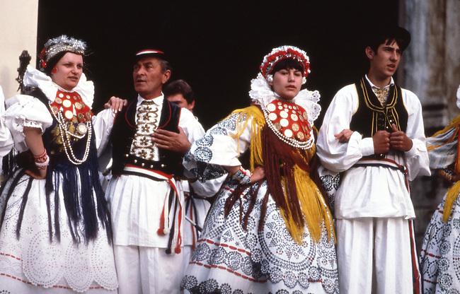 Folk Festival, Zagreb, Croatia