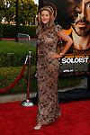 Kirsten Lea at the Los Angeles Premiere of 'The Soloist' at Paramount Studios in Los Angeles, California on April 20, 2009. .Photo by Nina Prommer/Milestone Photo