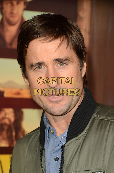 UNIVERSAL CITY, CA - NOVEMBER 30: Luke Wilson at &quot;The Ridiculous 6&quot; Los Angeles Premiere at the AMC Universal Citywalk in Universal City, California on November 30, 2015. <br /> CAP/MPI/DE<br /> &copy;DE/MPI/Capital Pictures