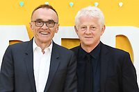 "Danny Boyle and Richard Curtis<br /> arriving for the ""Yesterday"" UK premiere at the Odeon Luxe, Leicester Square, London<br /> <br /> ©Ash Knotek  D3510  18/06/2019"