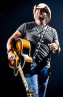 Country music star Toby Keith (cq) performs at the Superpages.com Center in Dallas, Texas, at 9:31PM, Friday September 5, 2008...PHOTOS/  MATT NAGER