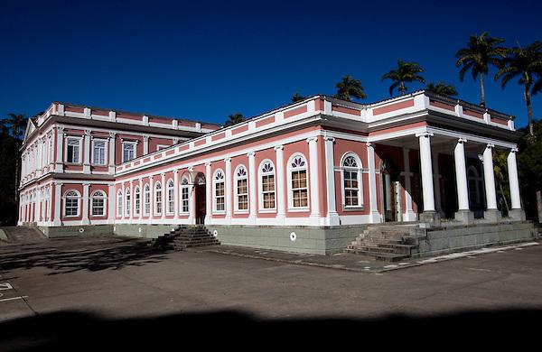 Petropolis_RJ, Brasil...Museu Imperial em Petropolis, Rio de Janeiro...Imperial museum in Petropolis, Rio de Janeiro...Foto: BRUNO MAGALHAES / NITRO