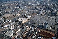 1992 February ..Redevelopment..Macarthur Center.Downtown North (R-8)..LOOKING EAST...NEG#.NRHA#..