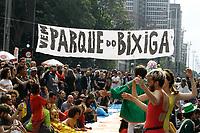 05.08.2018 - Protesto pela criação do Parque do Bixiga na av Paulista em SP