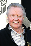 "WESTWOOD, CA. - June 22: Jon Voight arrives at the 2009 Los Angeles Film Festival - The Los Angeles Premiere of ""Transformers: Revenge of the Fallen"" at Mann's Village Theater on June 22, 2009 in Los Angeles, California."