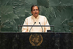 General Assembly Seventy-fourth session<br /> <br /> <br /> <br />  Mr. Ravinatha ARYASINHAChair of Delegation of Sri Lanka