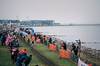 Men&rsquo;s Junior race<br /> <br /> UCI 2019 Cyclocross World Championships<br /> Bogense / Denmark<br /> <br /> &copy;kramon