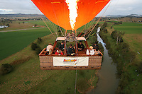 20130729 July 29 Hot Air Balloon Gold Coast