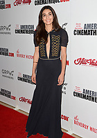Mariela Garriga at the American Cinematheque 2017 Award Show at the Beverly Hilton Hotel, Beverly Hills, USA 10 Nov. 2017<br /> Picture: Paul Smith/Featureflash/SilverHub 0208 004 5359 sales@silverhubmedia.com
