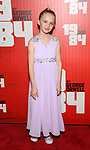 Willow McCarthy attends the Broadway Opening Night Party for George Orwell's '1984' at The Lighthouse Pier 61 on June 22, 2017 in New York City.