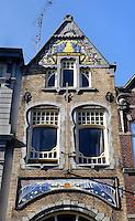 Jugendstil pand in Roermond