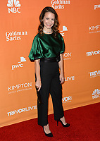 Kristin Davis at the 2017 TrevorLIVE LA Gala at the beverly Hilton Hotel, Beverly Hills, USA 03 Dec. 2017<br /> Picture: Paul Smith/Featureflash/SilverHub 0208 004 5359 sales@silverhubmedia.com