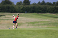 Nicole Polivchak (Poland) during final day of the World Amateur Team Championships 2018, Carton House, Kildare, Ireland. 01/09/2018.<br /> Picture Fran Caffrey / Golffile.ie<br /> <br /> All photo usage must carry mandatory copyright credit (© Golffile | Fran Caffrey)