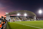 Khalifa Bin Zayed Stadium is seen during the AFC Asian Cup UAE 2019 Group F match between Japan (JPN) and Uzbekistan (UZB) on 17 January 2019 in Al Ain, United Arab Emirates. Photo by Marcio Rodrigo Machado / Power Sport Images