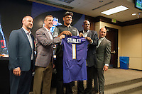 Ronnie Stanley Press Conference