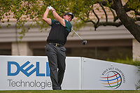 Phil Mickelson (USA) watches his tee shot on 1 during day 3 of the WGC Dell Match Play, at the Austin Country Club, Austin, Texas, USA. 3/29/2019.<br /> Picture: Golffile | Ken Murray<br /> <br /> <br /> All photo usage must carry mandatory copyright credit (© Golffile | Ken Murray)