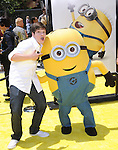 Nathan Kress at theUniversal Pictures' World Premiere of Despicable Me held at the Los Angeles Film Festival at Nokia Live in Los Angeles, California on June 27,2010                                                                               © 2010 Debbie VanStory / Hollywood Press Agency
