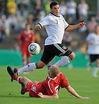Fussball U21 Testspiel: Deutschland - Polen